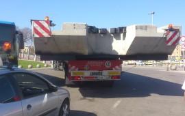 Transporte especial ancho 5,0 m